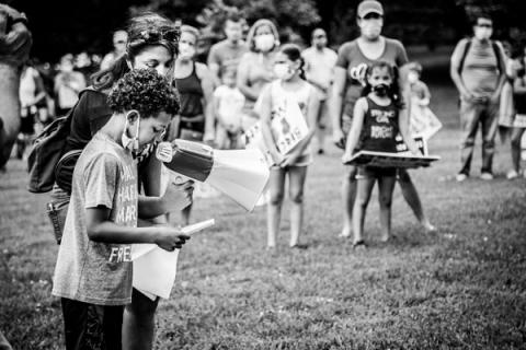 This Is How To Organize A Children's 'Black Lives Matter' Event