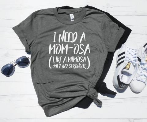 33 Funny Mom Shirts That Will Definitely Get Some Laughs