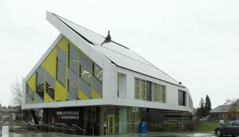New solar options turn building facades into power plants